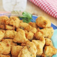 Recetas de cocina fáciles: pollo empanado