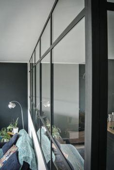 Verrière atelier - Verrière d'intérieur atelier - AKR French Design – AKR French Design