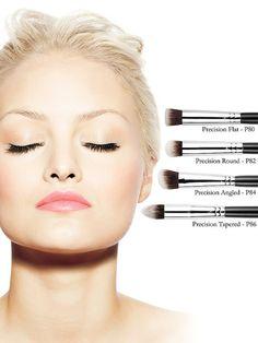 New Original Sigma Makeup Brushes, Precision Set +Free Standard Ship & Gift Sigma Makeup Brushes, Concealer Brush, Cosmetics, Ship, Gift, Free, Ships, Gifts