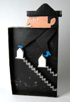 Bicho de Sete Cabeças (2009), by Eucanaã Ferraz. Illustration by André da Loba.