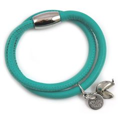 Fortune cookie armband turquoise from Applepiepieces #applepiepieces #bluemonday