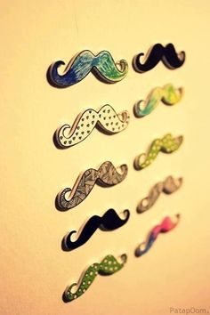 M♥ustaches