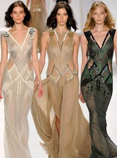 Fall/Winter J Mendel Wedding Collection 2012/2013