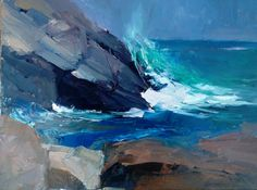 Recent Works Paintings shown are for sale. For inquiries, please email walt@yellowbarnstudio.net or call (301) 964-1897. Click on PAINTINGS to see moreexamples Walter Bartman's artwork. Work... Monhegan Island, Landscape, Gallery, Artwork, Abstract Paintings, Outdoor, Inspiration, Soups, Maine