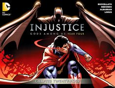 Weird Science DC Comics: Injustice: Year Four #24 Review