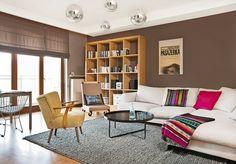 Inspirowany stylem skandynawskim apartament Kasi