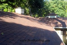 GAF Timberline Natural Shadow composition shingles, color Hickory. Installed by Bert Roofing Inc of Dallas in Dallas on August 2013. | GAF Roofing: Timberline composition shingle | GAF Building Products | GAF Roofing Contractors | Bert Roofing Inc | GAF Installer Dallas, Tx | www.BertRoofing.com | 214-321-9341  |  https://plus.google.com/+Bertroofing/posts