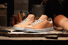 Bons Rapazes adidas-originals-horween-leather-premium-stan-smith 1