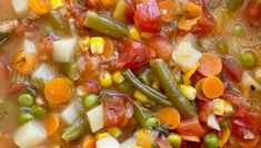 Minestrone Soup   Together as Family Homemade Vegetable Soups, Vegetable Soup Recipes, Super Healthy Recipes, Healthy Soup Recipes, Appetizer Recipes, Cooking Recipes, Cooking Ideas, Detox Chicken Soup, Detox Soup