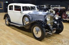 1933 Rolls-Royce 20/25 Park Ward Continental Sports Saloon..Re-pin..Brought to…