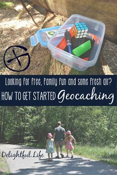 Geocaching has something for absolutely everyone. It's a great way to get your whole family outside, making great memories - and it's easier than you may think!