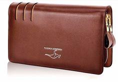 2016 new kangaroo men's clutch wallets ,genuine leather wallet handbags,fashion designer purse bag for men, wholesale price bags