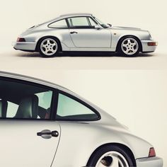 """The #Want is strong. 1992 Porsche 964 Carrera RS. """