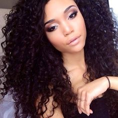 BIG Hair, BIG Dreams ❤️ @curlybeautys