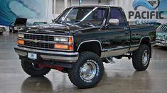 Pick up Chevrolet 1991 Chevy Diesel Trucks, Chevy Pickup Trucks, Gm Trucks, Chevrolet Trucks, Chevrolet Silverado, Silverado Truck, Chevy Stepside, Chevy Pickups, Silverado 1500
