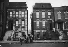 LIFE in a Great City: Chicago | LIFE.com Tenement, West Side of Chicago, 1944