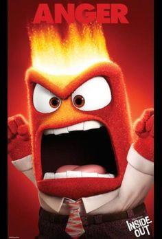 Disney Inside Out Anger Nexus 5 Case Disney Inside Out, Movie Inside Out, Inside Out Characters, Pixar Characters, Inside Out Review, Disney And Dreamworks, Disney Pixar, Inside Out Poster, Trailer Peliculas