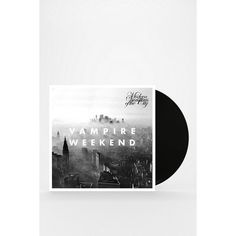 Vampire Weekend - Modern Vampires Of The City LP (5.495 HUF) ❤ liked on Polyvore featuring music, assorted and pictures