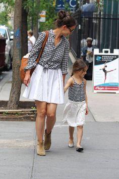 Los mejores outfits de madres e hijos