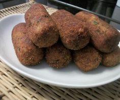 Receita de Croquete de batata com carne moída - Show de Receitas
