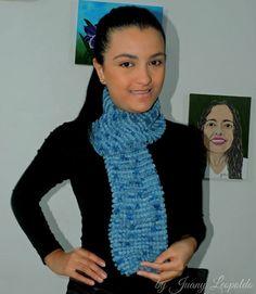 Azul mescla