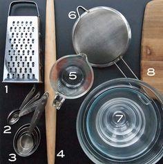 Essential Kitchen Tools – Prep Tools (Part 2)