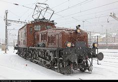 RailPictures.Net Photo: 14253 SBB Historic Ce 6/8 II at Erstfeld, Switzerland by Georg Trüb