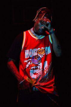 Houston Rockets Shirt, Houston Rockets Players, Houston Rockets Basketball, College Basketball, Travis Scott Iphone Wallpaper, Travis Scott Wallpapers, Travis Scott Rodeo, Travis Scott Style, Phone Wallpapers