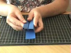 ▶ How to make a Pop-up Gift Card Holder - YouTube