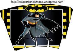 Batman Caixa de pipoca