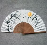 Gustav Klimt, Paul Klee, Claude Monet, Banksy, Cool Umbrellas, Chinese Fans, Hand Fans, Decoupage, Fan Art