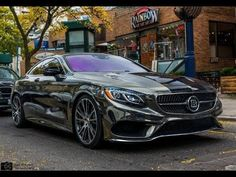 Drake's Brabus Mercedes-Benz S-Class Coupe