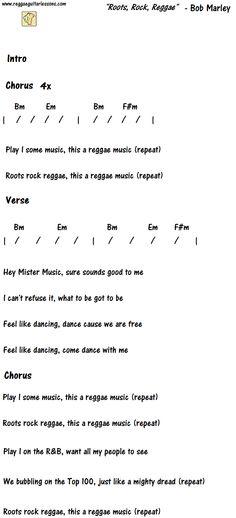 Piano reggae piano chords : Bob marley, Jungles and Bobs on Pinterest