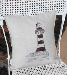 Alder & Co. cute stitched pillows