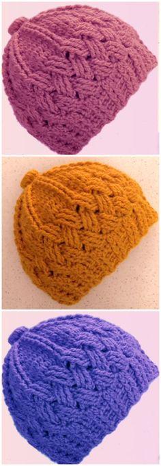 All Free Crochet, Crochet Cross, Easy Crochet Patterns, Crochet Yarn, Crochet Flowers, Crochet Ideas, Crochet Projects, Knitting Patterns, Crochet Slipper Pattern