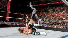 Dolph Ziggler vs. Seth Rollins: Fotos