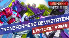 Transformers Devastation Gameplay - Walkthrough Episode 008 - HD QUALITY (2015)