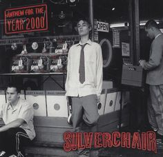 Silverchair Anthem For The Year 2000 USA Promo Cd Single Anthem For The Year 2000 Silverchair 166548 Trip Hop, Music Metal, Daniel Johns, Vintage Vinyl Records, Indie, Blink 182, Human Art, Music Covers, Lps