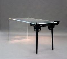 'project no.2 of 2005' catalpa, acrylic 82 x 160 x 73cm 邵帆 Shao Fan