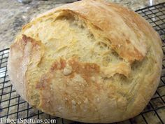 A Bread Recipe for Those Who Don't Know How To Boil Water