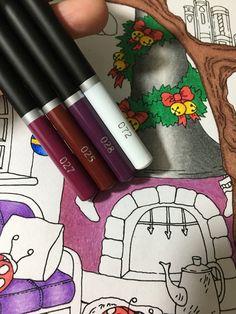 Markova, Colouring Techniques, Color Pallets, Color Combos, Art Supplies, Castle, Disney, Tips, Fictional Characters