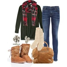 Winter Outfits Polyvore