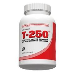 Clinically Tested Testosterone Booster has proprietary blend that outperforms old Testosterone Pills. T-250 Testosterone Booster