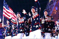 Olympic Opening Ceremony 2014: Highlights, Flag Bearers and More from Sochi