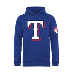 Youth Texas Rangers Design Your Own Hoodie - $51.99
