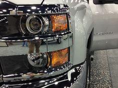 2015 Chevrolet Silverado 2500 HD ICUEE 2013