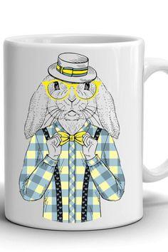 Manager mug/Boyfriend Gift/Сoffee mug/Work mug/Office mug/Best gift/Birthday gift/Present/Stylish coffee mug/For Him/Stylish hare Mug Crafts, Hare, Boyfriend Gifts, No Response, Birthday Gifts, Coffee Mugs, Print Design, Best Gifts, Presents