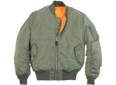 Cheap jacket pet, Buy Quality jacket with lining directly from China jacket men Suppliers: Mens U.S Army Military Classic Bomber Flight Jacket Pilot jacket Air Force Tactical Jacket Orange Lining For Rescue Purpose Ma 1 Jacket, Green Bomber Jacket, Field Jacket, Jacket Style, Mens Flight Jacket, Cool Bomber Jackets, Alpha Industries Ma 1, Tactical Jacket, Tactical Gear