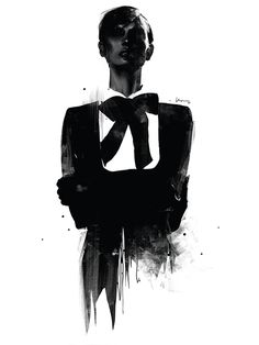 Don't want to be remembered by Floyd Grey #malaysia #fashionillustration