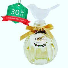 Difusor passarinho de cristal Vanilla 250 ml De R$ 150,00 por R$ 80,50 Ou 3x de R$ 26,83  Para comprar, acesse:  www.diorsidecor.com.br WhatsApp (12) 9 9715 2022